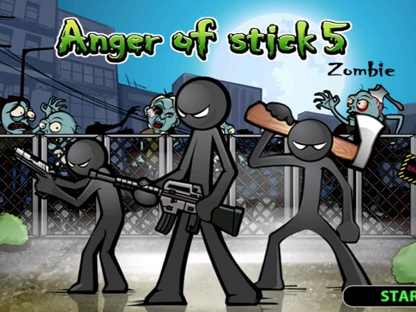 Anger of Stick 5 MOD